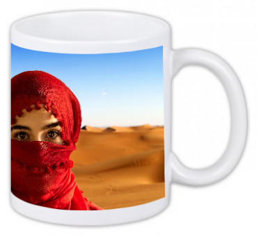 Tasse Sahara