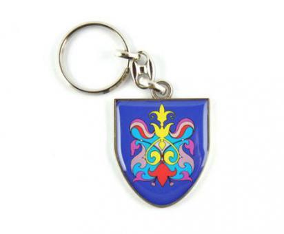 Schlüsselanhänger  Wappen